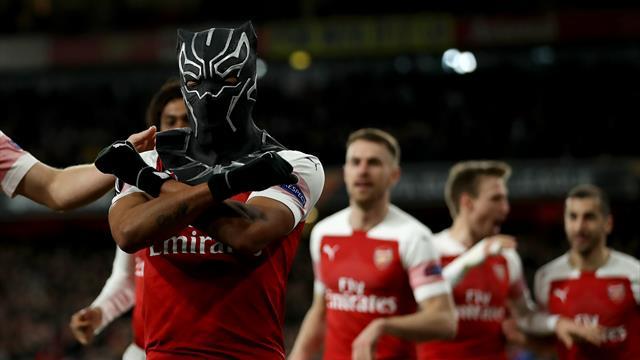 'It represents me!' – Aubameyang explains goal celebration