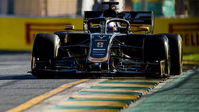 Grosjean a retrouvé sa Haas des tests