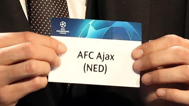 Champions League-lodtrækningen: Se den gratis her!