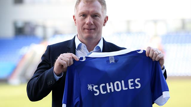 Scholes welcome to 'have a chat' about Oldham exit – Solskjaer