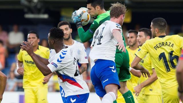 Andrés Fernández: El partido ante el Rayo es una final y necesitamos a todos