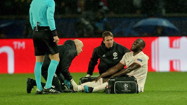 Lukaku faces late fitness test for FA Cup quarter-final at Wolves
