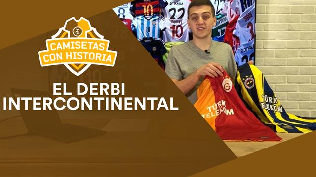 Camisetas con historia: El derbi intercontinental, Fenerbahçe y Galatasaray