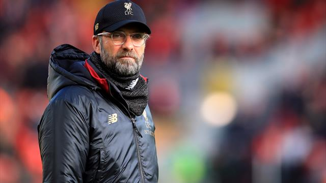 Klopp doubts Man City will suffer from pressure if Liverpool reclaim top spot