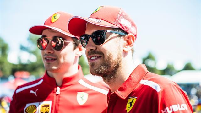 """Vettel compte sur la course pour """"comprendre plus amplement la voiture"""""""
