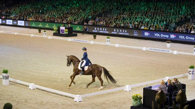 Artistry in motion at this weekend's Dutch Masters horse show