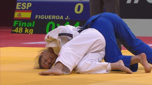 Pareto wins -48 kg gold medal