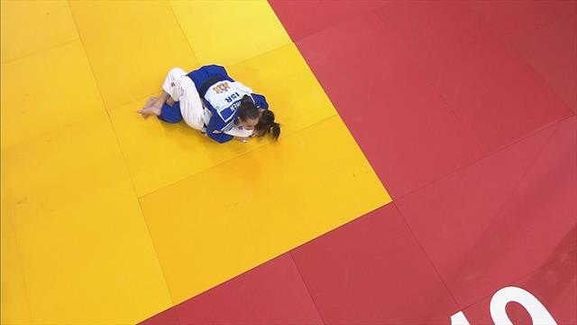Cohen impresses to win women's -52 kg gold medal