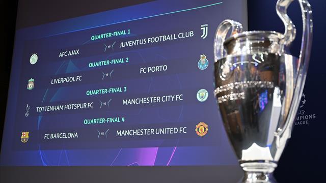 VOTE: Who will win the Champions League?