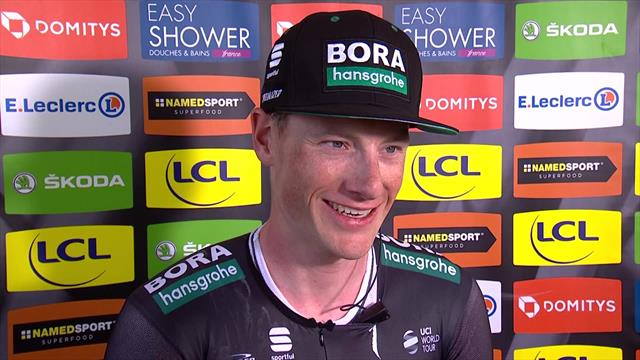 Sam Bennett - 'I've been working really hard this winter ... everything is on track'
