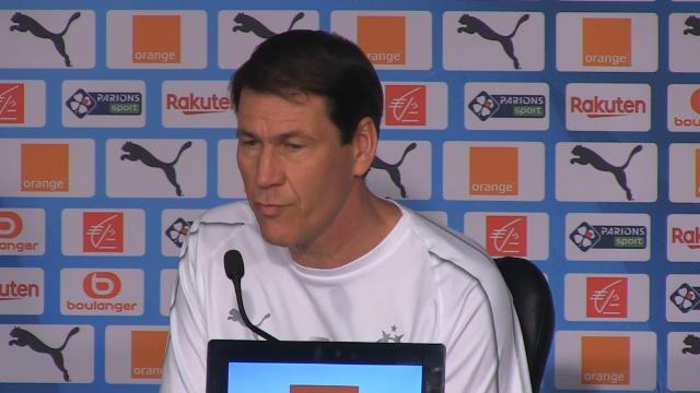 """PSG/OM - Garcia : """"Sortir de ce match sans regret, en ayant tout donné"""""""