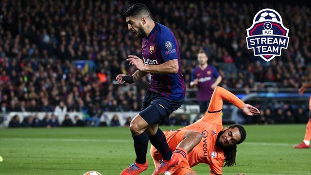 Pourquoi l'UEFA ne sanctionnerait-elle pas Suarez après coup ?