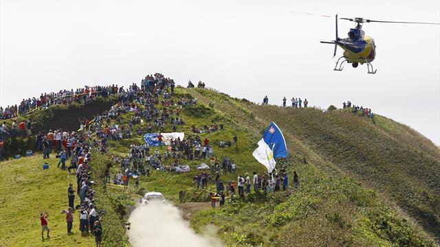 Présentation ERC: Rallye des Açores