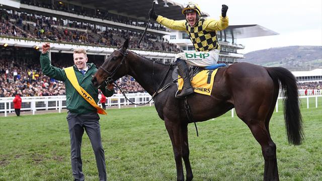 Al Boum Photo wins Cheltenham Gold Cup