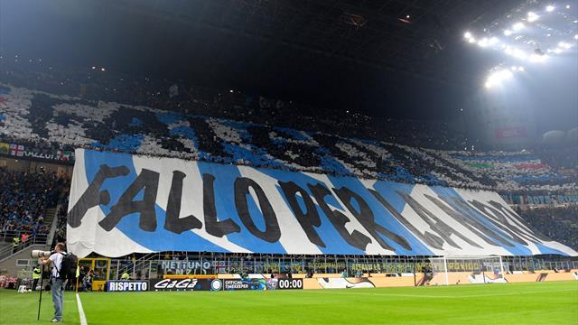 Anche l'Inter avrà la sua coreografia nel derby: ok dal Viminale per il ricordo a Belardinelli