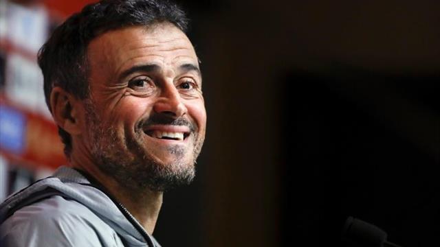 """Luis Enrique: """"¿Casillas? Valoro a cada jugador, tenga la edad que tenga"""""""
