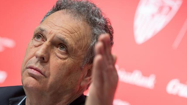 Caparrós inicia su tercera etapa como entrenador del Sevilla