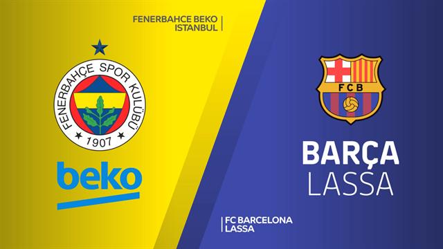 Highlights: Fenerbahce Beko-Barcellona Lassa 88-82