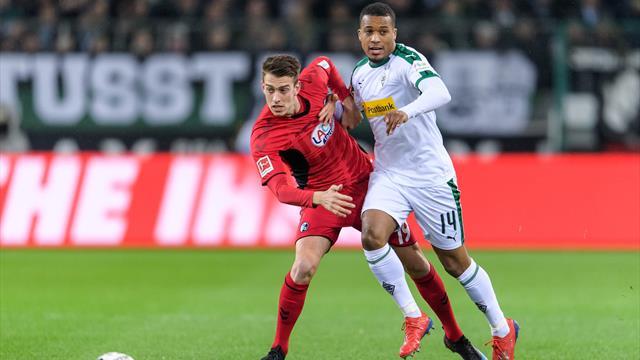 Borussia Mönchengladbach - SC Freiburg jetzt live im TV und im Eurosport Player