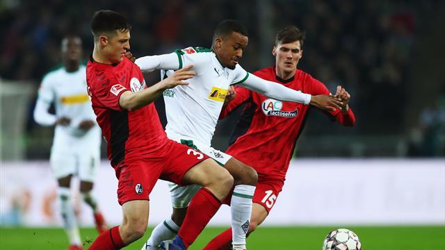 """""""Sind zwei verlorene Punkte"""": Gladbach lässt Federn gegen Freiburg"""