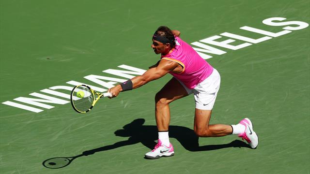 🚑Nadal vence a Khachanov pero su rodilla deja en duda las semis ante Federer (6-7(2) y 6-7 -2-)