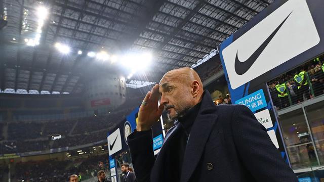 Spalletti con le spalle al muro, ma la cabala lo aiuta: imbattuto nei derby con il Milan