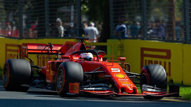 Vettel verkürzt Abstand auf Hamilton