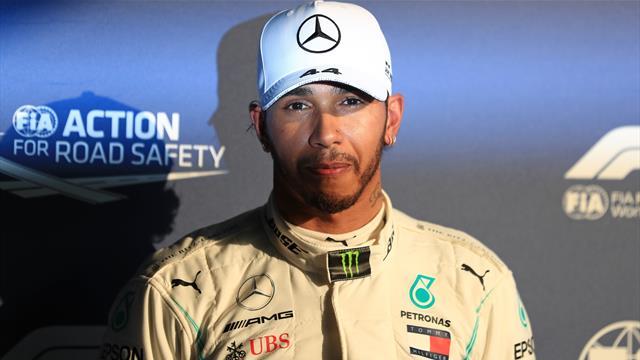 """Hamilton : """"Une telle différence de performance, c'est un vrai choc"""""""