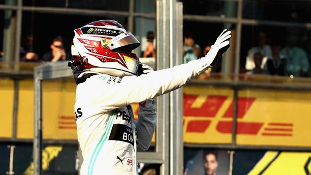 Hamilton s'offre déjà deux beaux records en rejoignant Senna et Schumacher