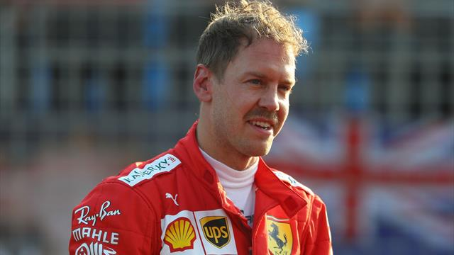 Mit neuem Bart langsamer? Vettel kontert freche Frage