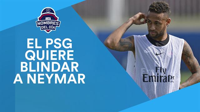 Neymar, Fernando Alonso, Maxi Gómez y Sterling, los nombres del día