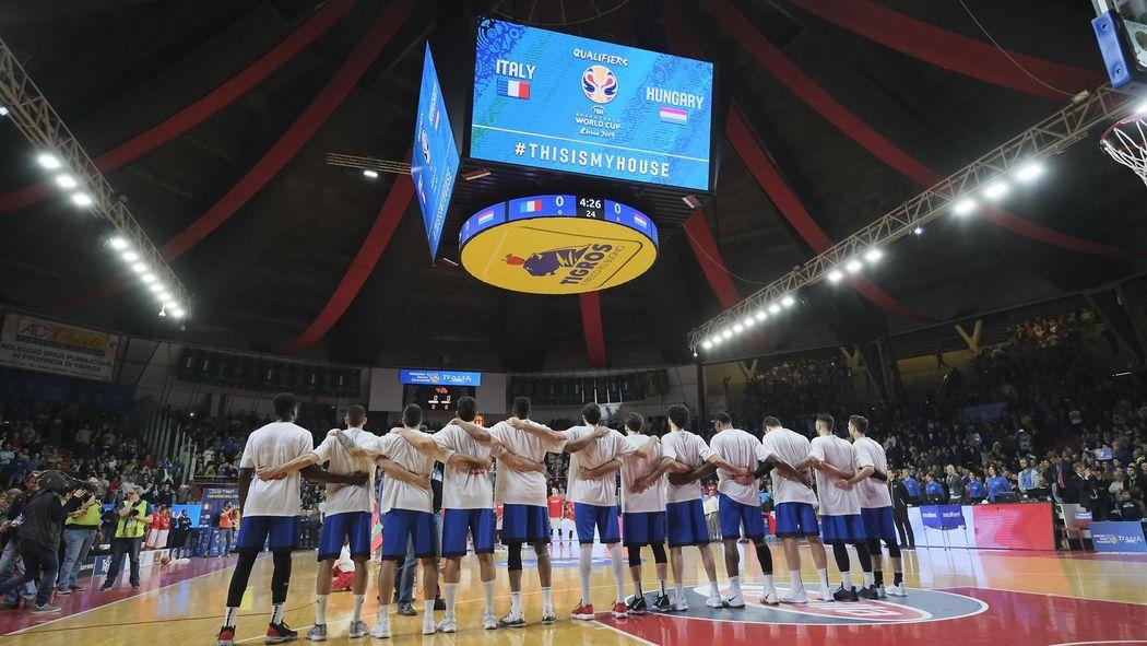 Gruppo G Mondiali 2020 Calendario.Fiba World Cup 2019 L Italia Pesca Serbia Filippine E