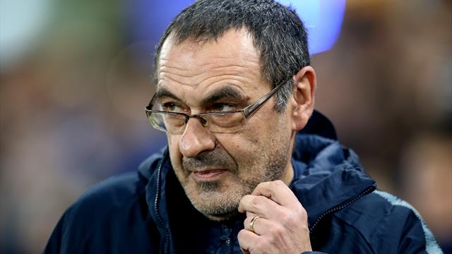 Chelsea boss Sarri calls for more consistency in attack