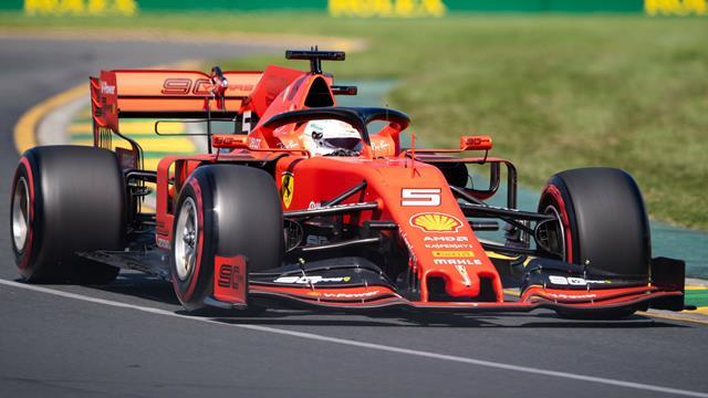 Suche nach Geschwindigkeit - Vettel und Ferrari tappen im Dunkeln