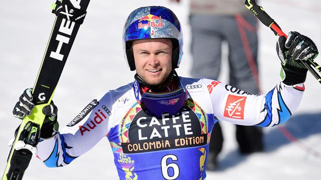 Pinturault wins in Andorra to become most succesful French skier in World Cup history