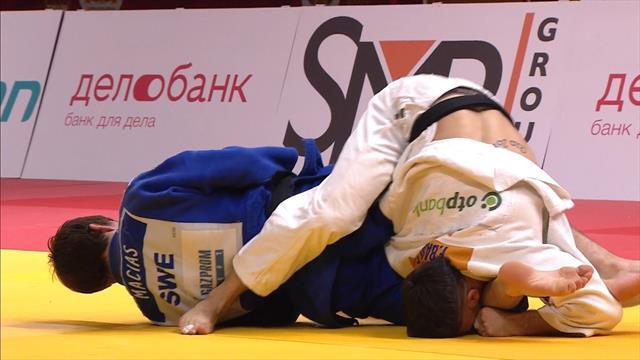 Macias beats Basile in -73kg final
