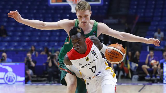 Basketball-WM: Die deutschen Spiele