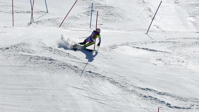 Holdener verpasst ersten Slalomsieg hauchdünn