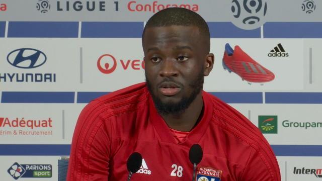 """29e j. - Ndombele : """"Le Barça ? On a tourné la page"""""""