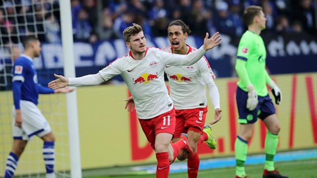 """""""Kein Schönheitspreis"""" - Schalke verliert bei Stevens-Comeback"""