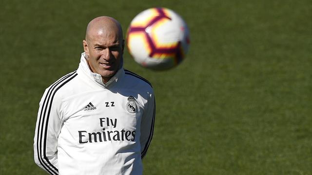 Zidane titularise Navas, Marcelo, Isco et Bale contre Vigo