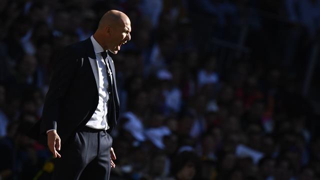 """Zidane : ''Mon discours ? Je voulais qu'ils se fassent plaisir"""""""