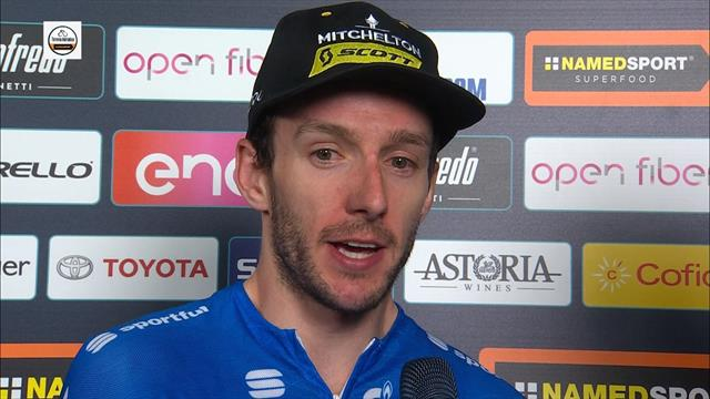 Adam Yates - 'The strongest guy won in the end, fair play to him'