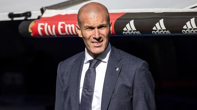 """Zidane explica su decisión sobre la portería y avisa: """"ya veremos qué pasa a final de año"""""""