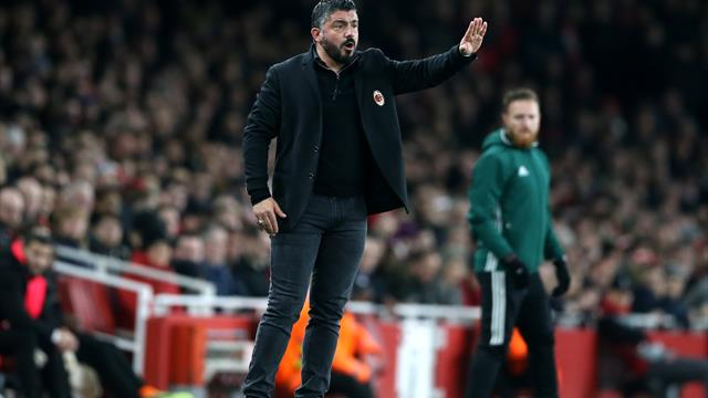 Gennaro Gattuso knows there is plenty of work to be done at AC Milan