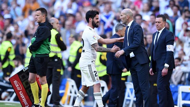 Happiness is back for Real with Zidane return, says Navas