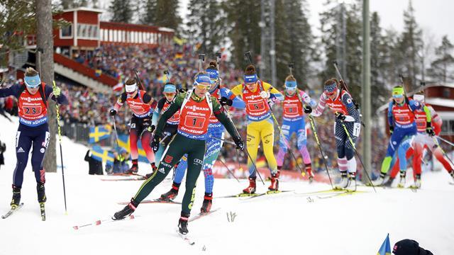 Biathlon-WM 2019 live im TV und im Livestream bei Eurosport