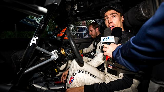 Determined Ingram targets outright ERC title