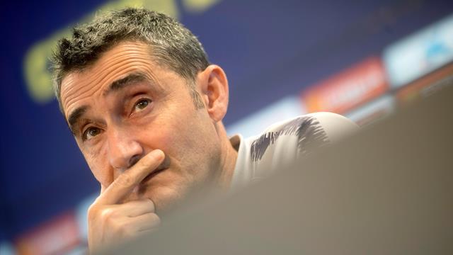 """Valverde no se fía: """"El Manchester United tiene algo especial en los últimos minutos"""""""