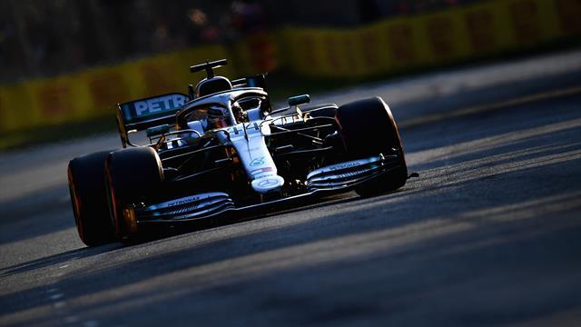 Formel 1: GP von Australien live im TV und im Liveticker